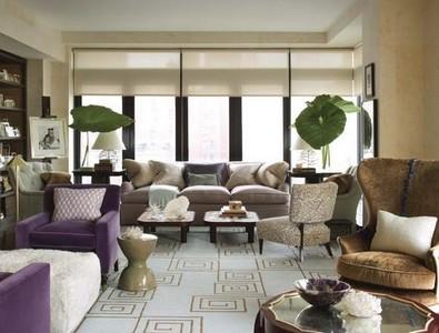 Jak vymalovat obývací pokoj